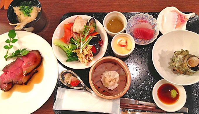 リゾナーレ熱海 夕食