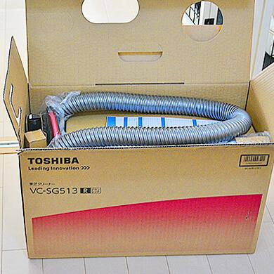 トルネオ 掃除機