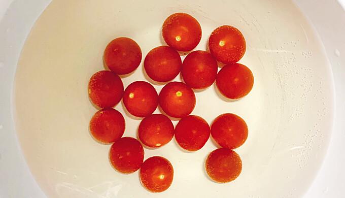 ミニトマト 農薬 重曹