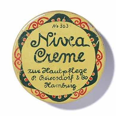 初代 ニベア缶