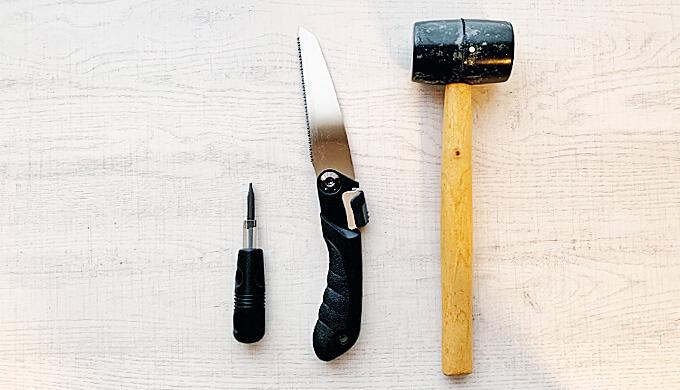 ココナッツ 道具