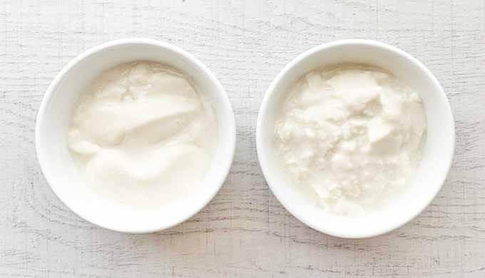 豆乳グルト開封2
